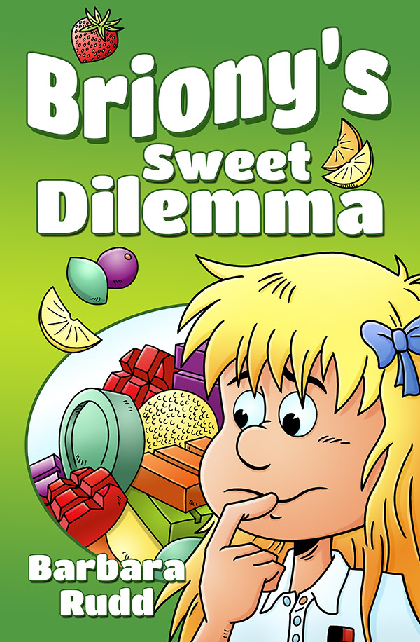 Briony's Sweet Dilemma: Cover
