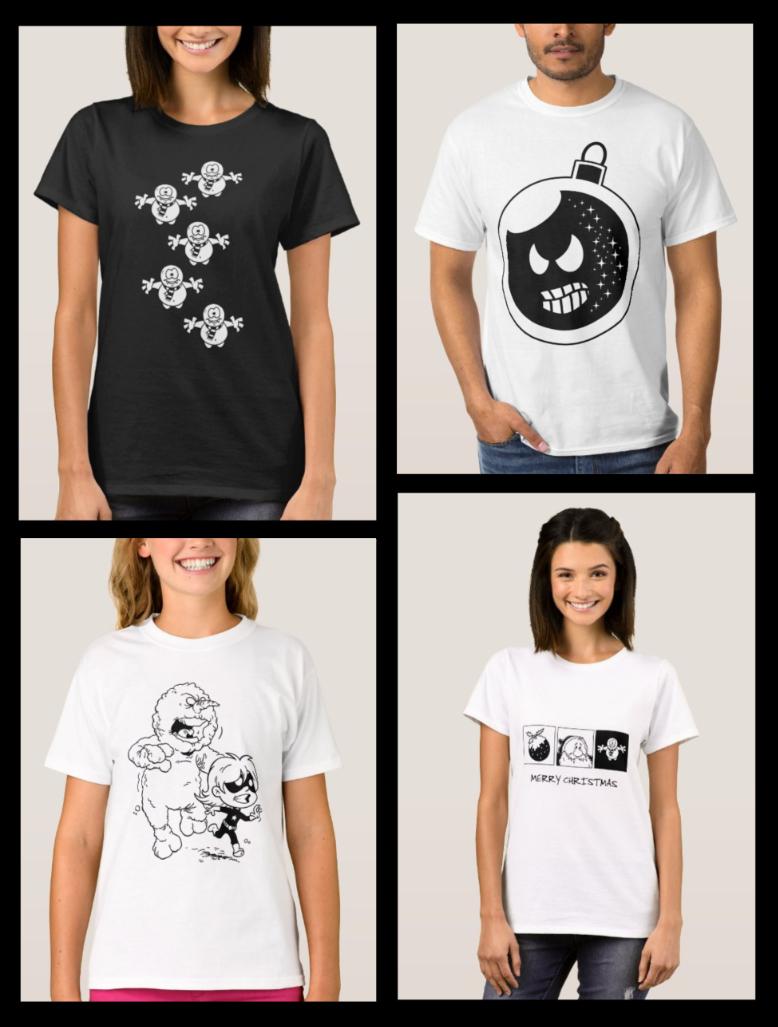 Christmas T-Shirts 2020