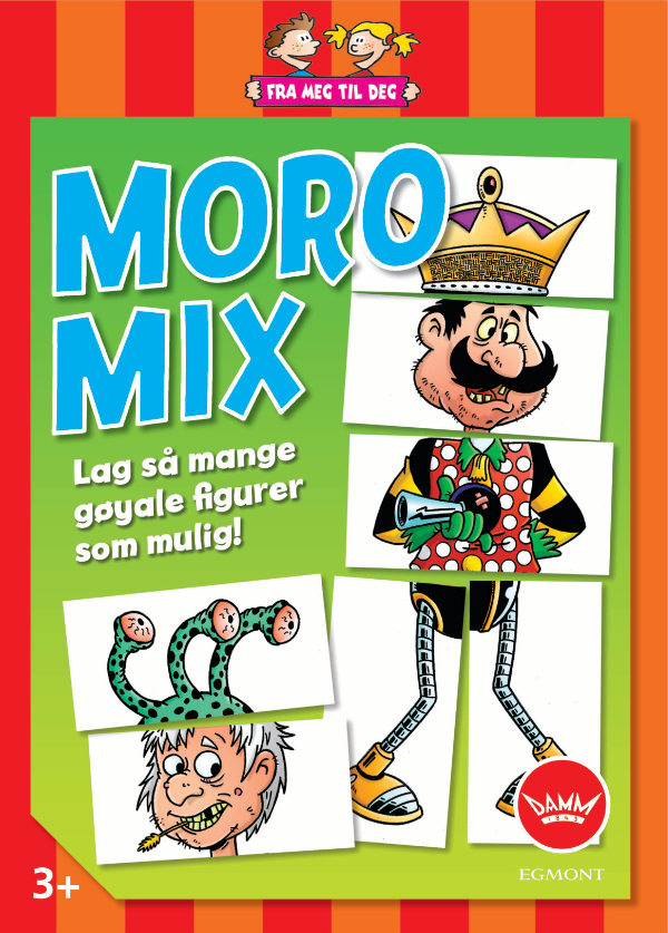 Moro Mix Box Art